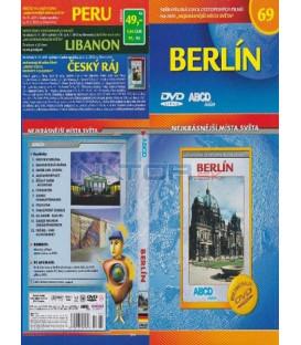 Nejkrásnější místa světa 69- Berlín DVD