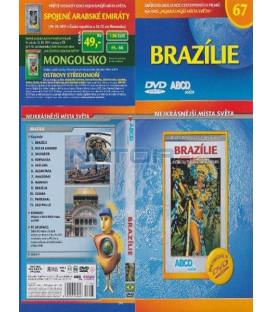 Nejkrásnější místa světa 67- Brazílie DVD