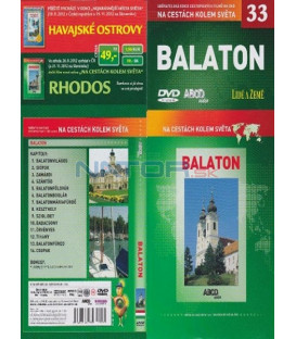Na cestách kolem světa 33- Balaton DVD