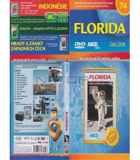 Nejkrásnější místa světa 74- Florida DVD
