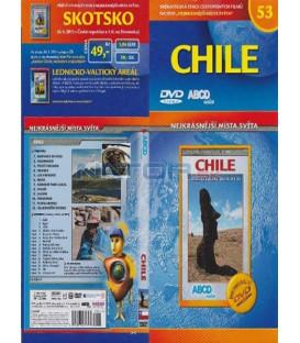 Nejkrásnější místa světa 53- Chile DVD