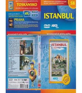 Nejkrásnější místa světa 58- Istanbul DVD
