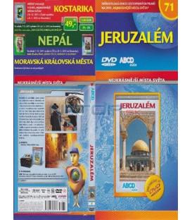 Nejkrásnější místa světa 71- Jeruzalém DVD