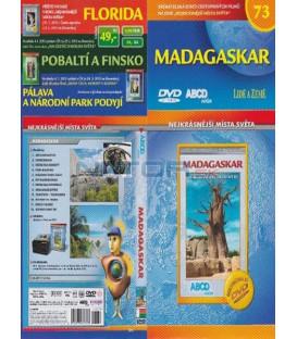 Nejkrásnější místa světa 73- Madagaskar DVD