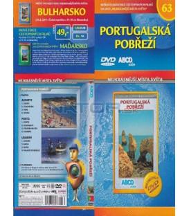 Nejkrásnější místa světa 63- Portugalská pobřeží DVD