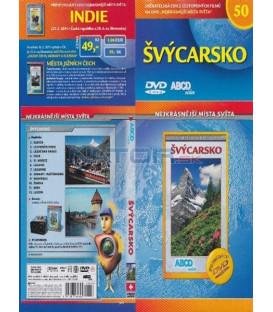 Nejkrásnější místa světa 50- Švýcarsko DVD