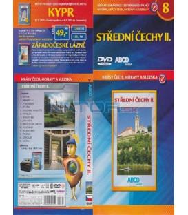 Krásy Čech, Moravy a Slezska 8- Střední Čechy II DVD