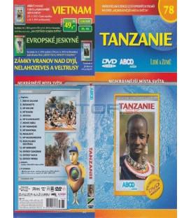 Nejkrásnější místa světa 78- Tanzanie DVD