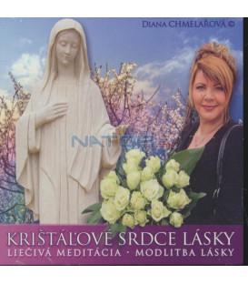 Diana Chmelařová- Křišťálové srdce lásky CD