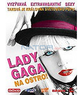 Lady Gaga: Na ostro! (Lady Gaga: On the Edge) DVD