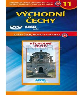 Krásy Čech, Moravy a Slezska 11- Východní Čechy DVD