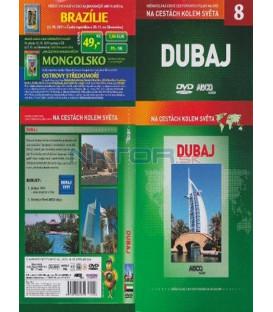 Na cestách kolem světa 8- Dubaj DVD