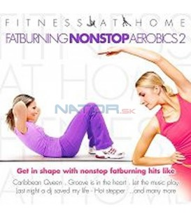 Fitness At Home - Fatburning Nonstop Aerobics- 2 CD