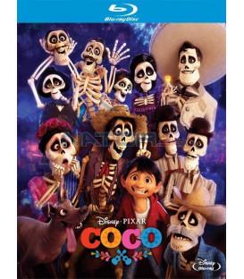 Coco 2017 Animovaný BLU-RAY