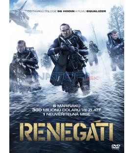 Renegáti 2017 (Renegades) DVD