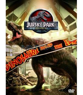 Jurský park - Kolekce 1-4 (25. výročí)  DVD