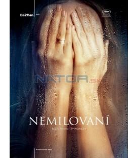 Nemilovaní 2017 (Nelyubov) DVD