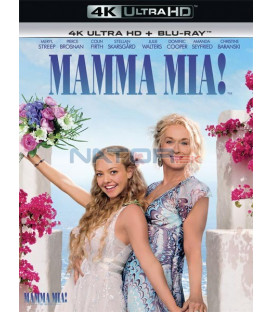 Mamma Mia! (4K Ultra HD) - UHD+BD - 2 x Blu-ray