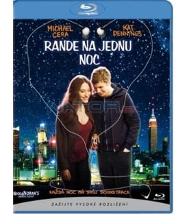 Rande na jednu noc-Blu-ray (Nick and Norahs Infinite Playlist)