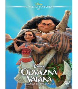 Odvážná Vaiana: Legenda o konci světa 2016 (Moana) - Edice Disney klasické pohádky DVD
