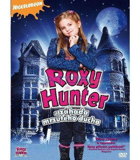 Roxy Hunter a záhada mrzutého ducha (Roxy Hunter and the Mystery of the Moody Ghost) DVD