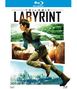Labyrint: Trilogie (Labyrint: Útěk, Labyrint: Zkoušky ohněm, Labyrint: Vražedná léčba) 3Blu-ray