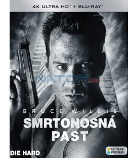 Smrtonosná past  - 1998 (Die Hard) (4K Ultra HD) - UHD+BD - 2 x Blu-ray