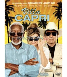 Villa Capri 2017 (Just Getting Started) DVD (SK obal)
