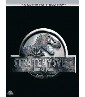 Jurský park 2: Stratený svet 1997 (The Lost World: Jurassic Park) (4K Ultra HD) - UHD+BD - 2 x Blu-ray (SK obal)