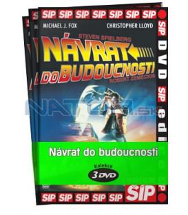 Návrat do budoucnosti  /  kolekce  3 DVD