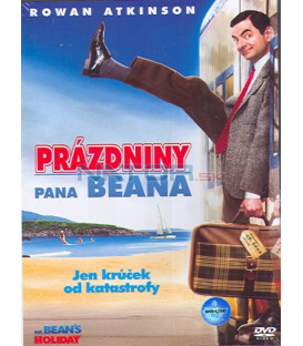 Prázdniny pana Beana (Mr. Beans Holiday) DVD