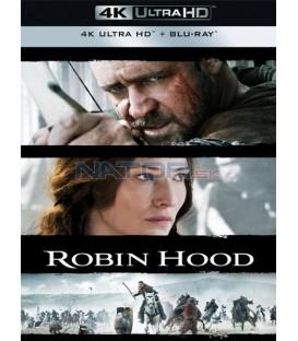 ROBIN HOOD 2010 (Robin Hood) (4K Ultra HD) - UHD+BD - 2 x Blu-ray