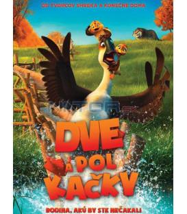 Dve a pol kačky 2018 (Duck Duck Goose) DVD (SK OBAL)