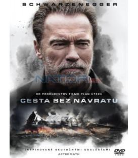 Cesta bez návratu 2017 (Aftermath 2017 Arnold Schwarzenegger) DVD (SK obal)