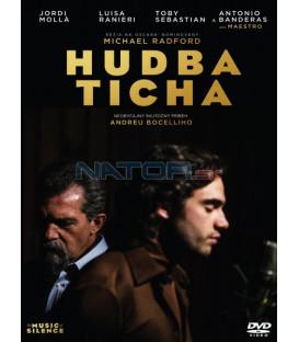 Hudba ticha 2017 (La musica del silenzio) DVD  (SK obal)