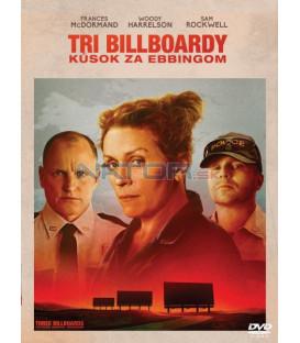 Tri billboardy kúsok za Ebbingom 2017 (Three Billboards Outside Ebbing, Missouri) DVD  (SK obal)