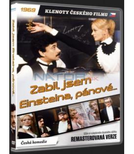 Zabil jsem Einsteina, pánové... DVD