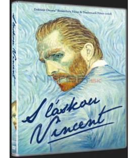 S láskou Vincent 2017 (Loving Vincent) DVD
