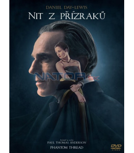 Nit z přízraků 2017 (Phantom Thread) DVD