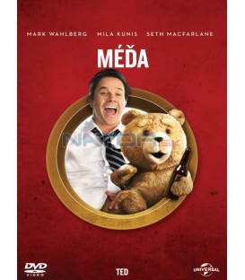 Méďa / Macík / (Ted) 2012 DVD O-RING