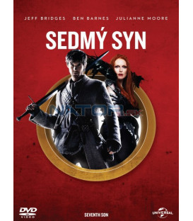 SEDMÝ SYN 2014 (Seventh Son) DVD O-RING