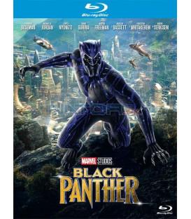 Čierny panter 2018 (Black Panther) Blu-ray