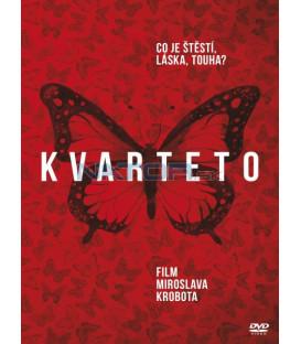 Kvarteto 2017 DVD