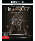 Hra o trůny 1. série (Game of Thrones Season 1) 4xBlu-ray (4K ULTRA HD) - UHD Blu-ray
