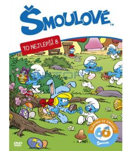Šmoulové (The Smurfs 8 ) - To nejlepší 8 DVD