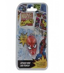 Klíčenka Spider-Man LED svítící