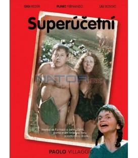 Superúčetní (Superfantozzi) DVD