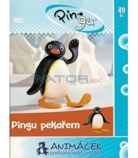 Pingu 2 - pekařem (Pingu) DVD