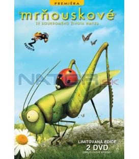 Mrňouskové (limitovaná edice 2 DVD)