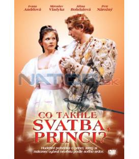 Co takhle svatba, princi? DVD